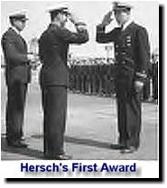 Hersch`s First Air Award
